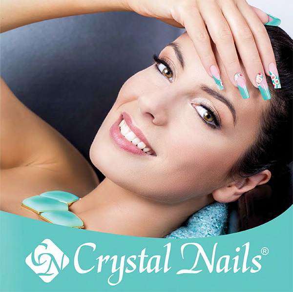 CRYSTAL NAILS NAIL CATALOG 2015